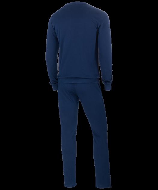 Спортивный костюм Jogel JCS-4201-091, темно-синий/белый, L INT