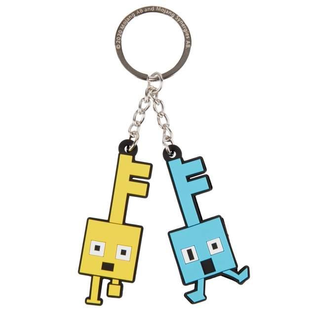 Брелок мужской Jinx Minecraft Dungeons Keys on a Chain