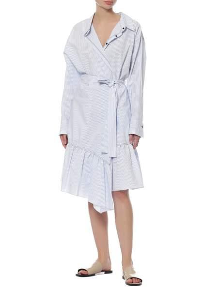 Платье женское Schumacher 842114/805 голубое 3 DE