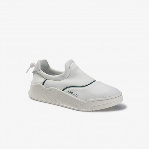 Кроссовки женские Lacoste COURT SLAM NEO 220 1 SFA белые 39 RU