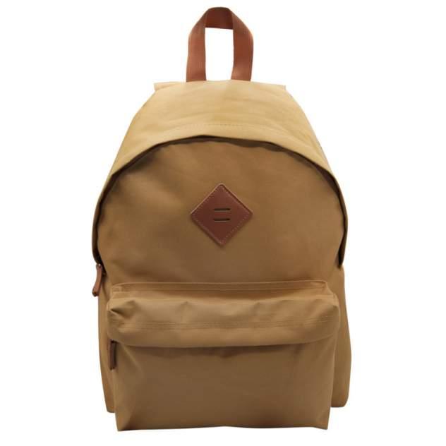 Рюкзак Silwerhof 830838 песочный с коричневыми деталями