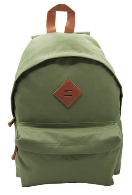 Рюкзак Silwerhof 830839 оливковый с коричневыми деталями