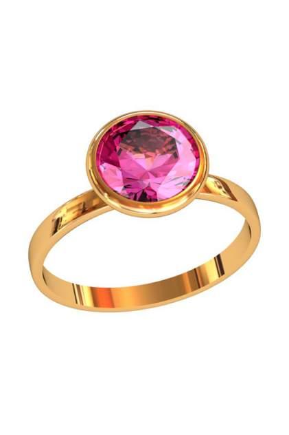 Кольцо женское ПРИВОЛЖСКИЙ ЮВЕЛИР 262705-FA66 р.17.5