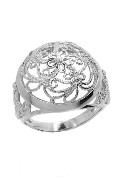 Кольцо женское ПРИВОЛЖСКИЙ ЮВЕЛИР 243608 р.18
