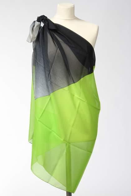 Парео женское Frantelli P11115095-Bi зеленое/серое/черное