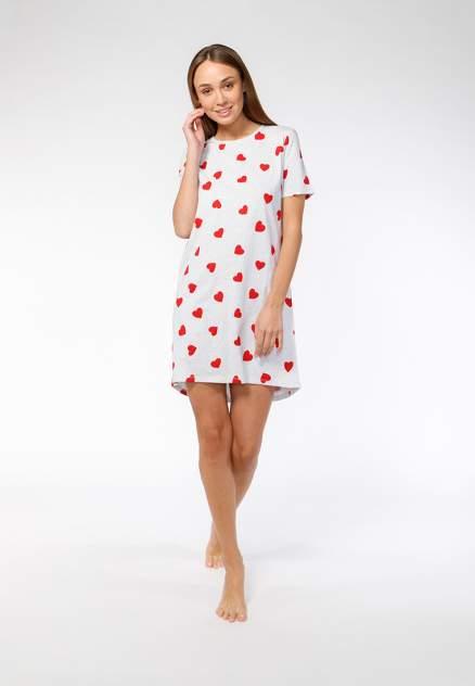 Платье женское Modis M201U00040Y041 белое 46