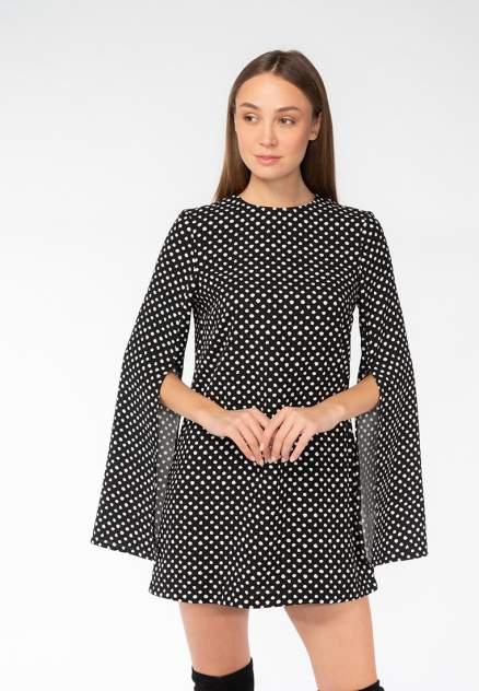 Платье женское Modis M201W00024S642 черное 48