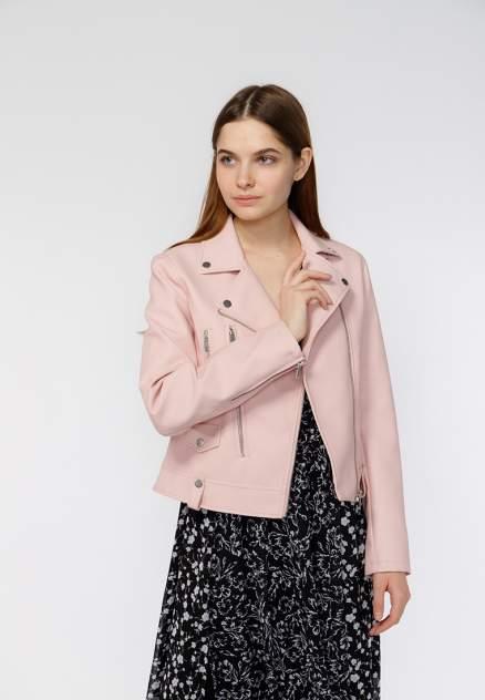 Куртка женская Modis M201W00027O756 розовая 42