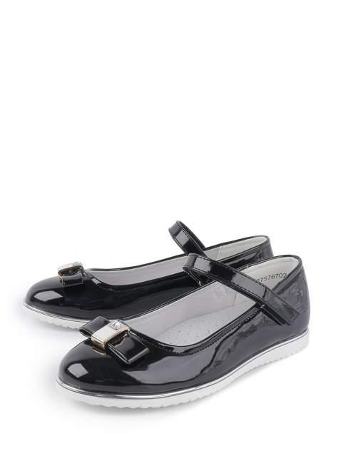 Туфли для девочек BERTEN R 7576702 black р.36