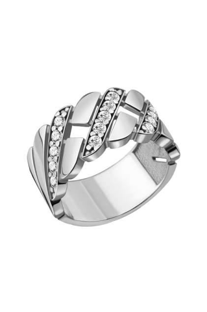 Кольцо женское Aquamarine 68607А.5 р.20.5