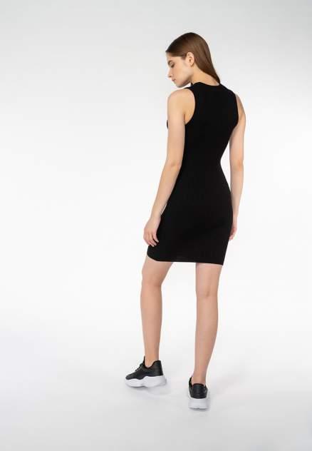 Платье женское Modis M201W00490S642 черное 40; 42