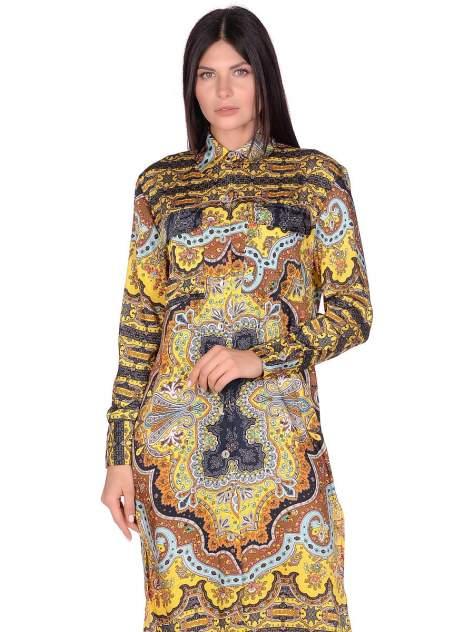 Платье женское Modis M201W00535A575 разноцветное 46