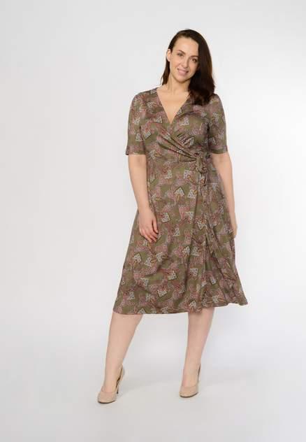 Женское платье Modis M201W00576, зеленый