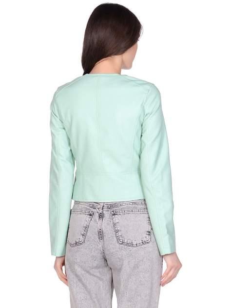 Куртка женская Modis M201W005811ACW зеленая 46