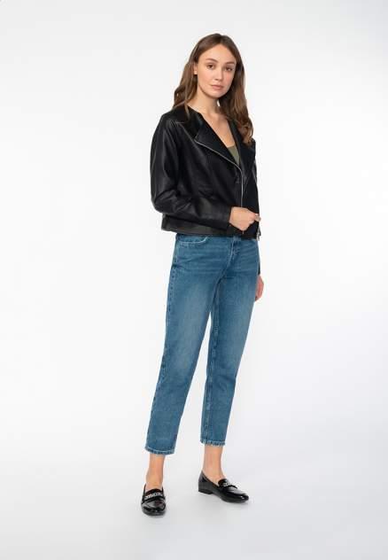 Куртка женская Modis M201W00581S642 черная 46