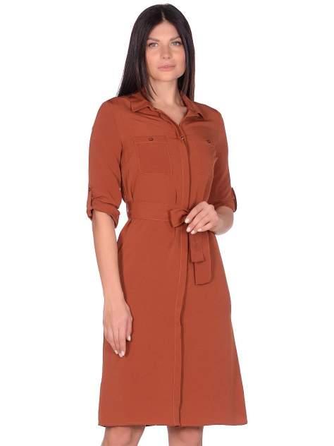 Женское платье Modis M201W00636, коричневый