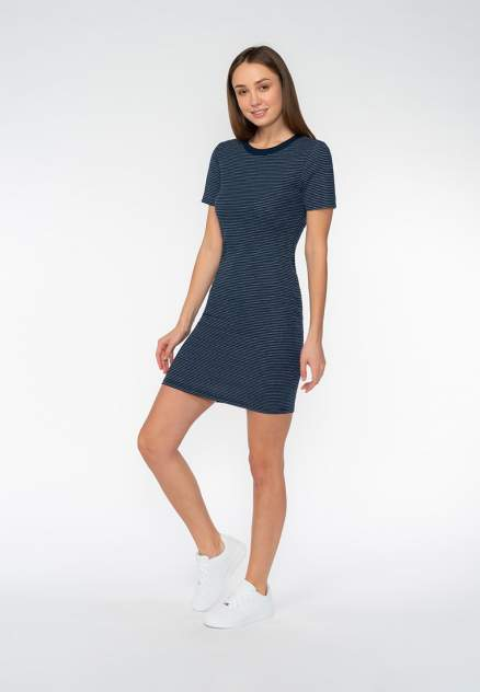 Женское платье Modis M201W00717, синий