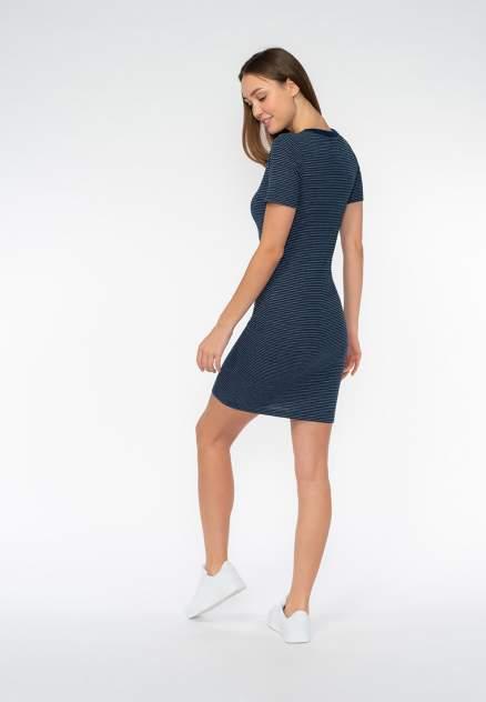 Платье женское Modis M201W00717S643 синее 46; 48