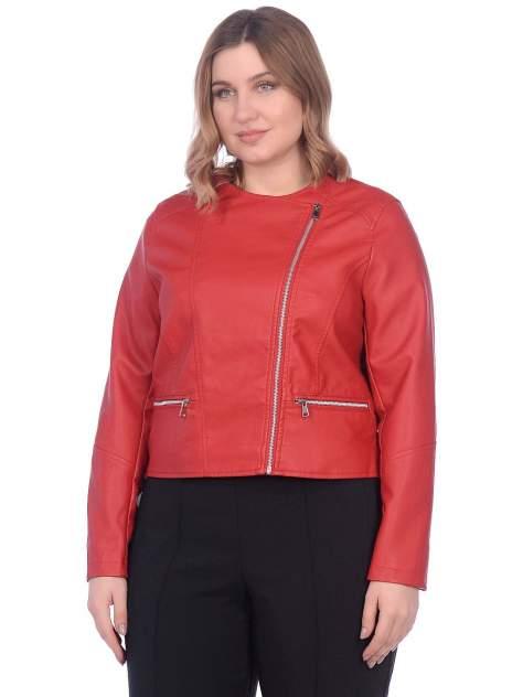Куртка женская Modis M201W00843O517 красная XXL
