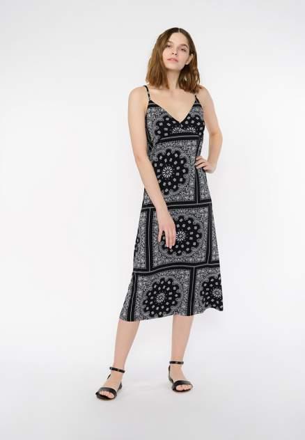 Женское платье Modis M201W00931, черный