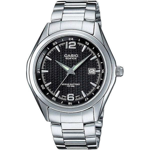Наручные часы кварцевые мужские Casio Edifice EF-121D-1AVEG