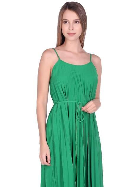 Женское платье Modis M201W01195, зеленый