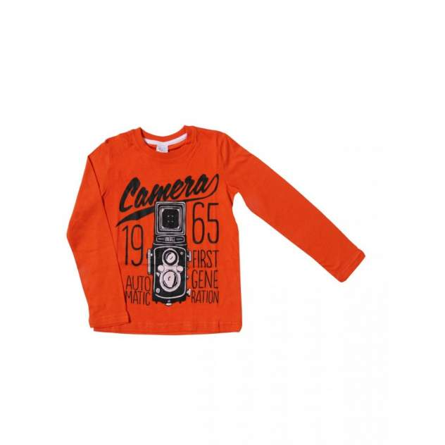 Джемпер для мальчиков Bella veza 4006-01 цв. оранжевый р.128