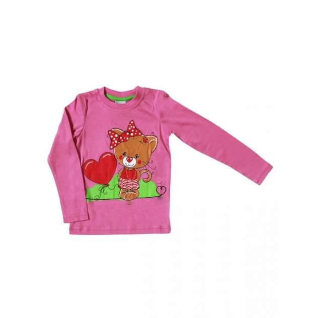 Джемпер для девочек Bella veza 4012-01 цв. темно-розовый р.104