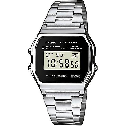 Наручные часы электронные мужские Casio Collection A-158WEA-1E