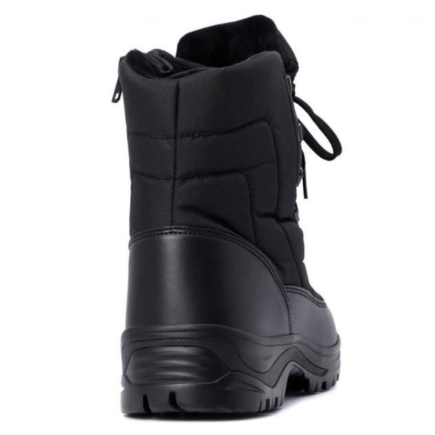 Сноубутсы мужские Antarctica 4233/A черные 39 EU