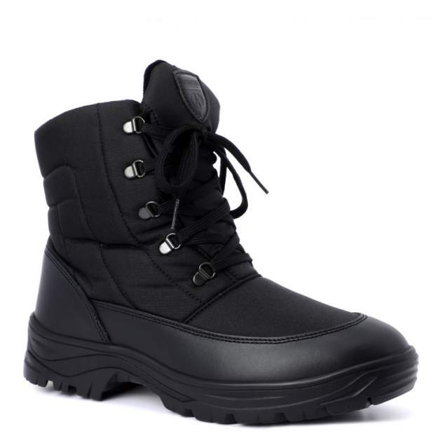 Сноубутсы мужские Antarctica 4233/A черные 45 EU