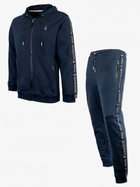 Спортивный костюм Великоросс K502, синий, 56 RU