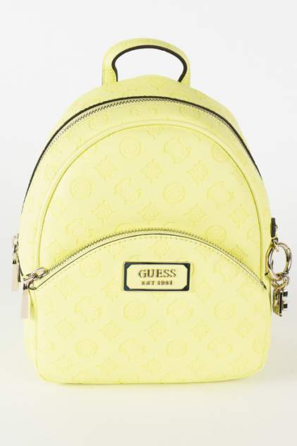 Рюкзак женский Guess HWSG7662320 желтый