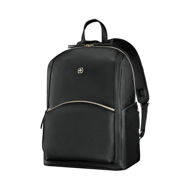 Рюкзак женский WENGER LeaMarie 610190 черный 18 л