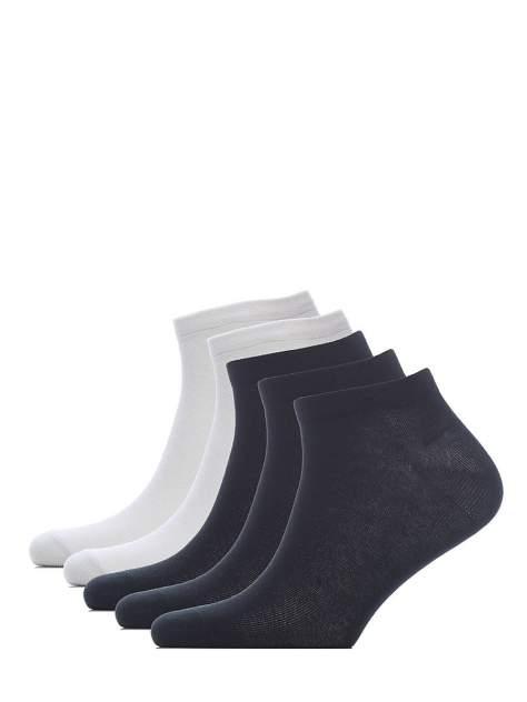 Набор носков 5 пар мужской Modis M201U00229 черный 25-27