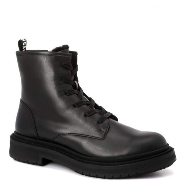 Мужские ботинки Bikkembergs ZIBI_2, черный