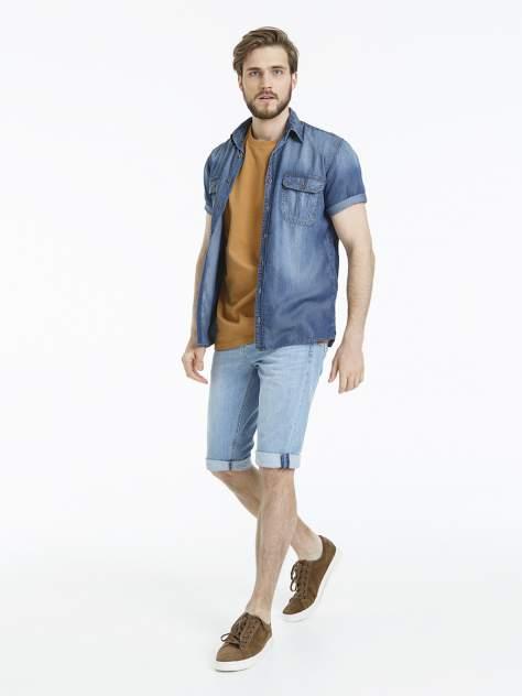 Джинсовые шорты мужские Velocity MSV022 голубые 40/32
