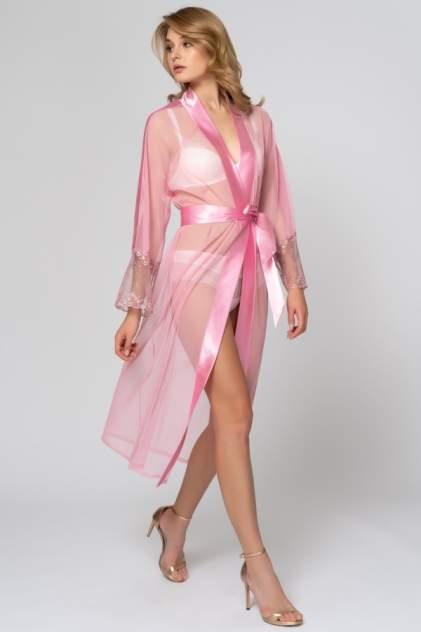 Халат женский Laete 54094 розовый XL/2XL