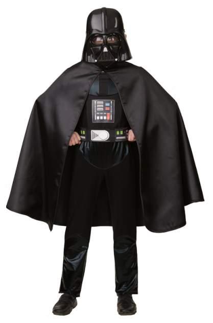 Карнавальный костюм Батик Дарт Вейдер, цв. черный р.122
