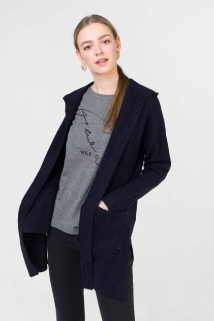 Кардиган женский Greystone 30102471 черный XL