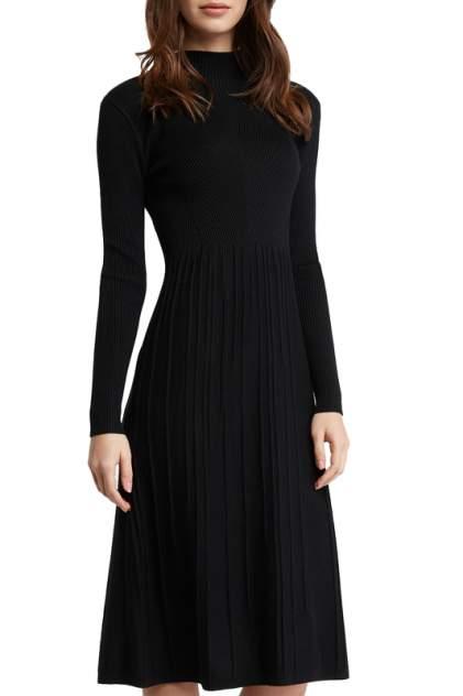 Платье женское Apart 34440 черное 38 DE
