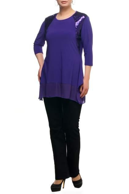 Женская туника OLSI 1706017_3V, фиолетовый