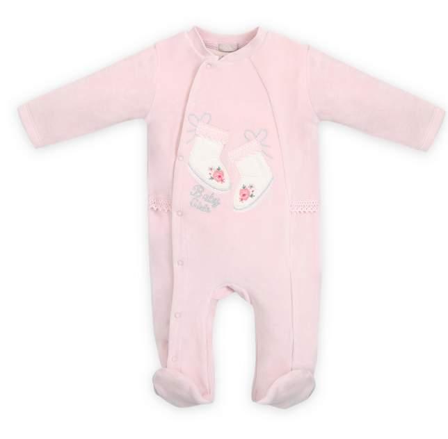 Комбинезон детский RBC МЛ 383188 розовый р.62