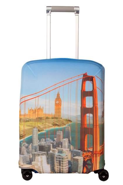 Чехол для чемодана Routemark Citizen, голубой