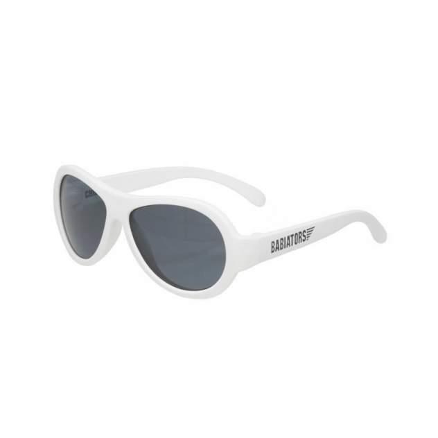 Детские солнцезащитные очки Babiators Original Aviator Wicked White 3-5 лет