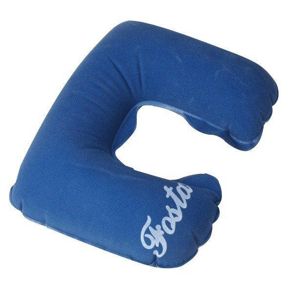 Подушка надувная Подкова Fosta F 8052 (44x27) цвет Синий
