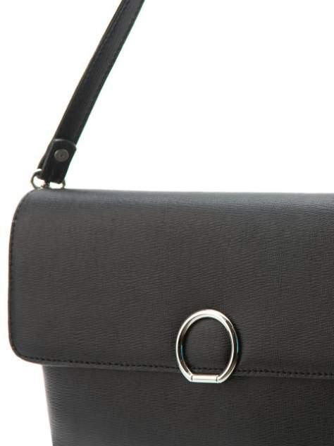 Клатч женский кожаный Labbra L-2165-1 черный