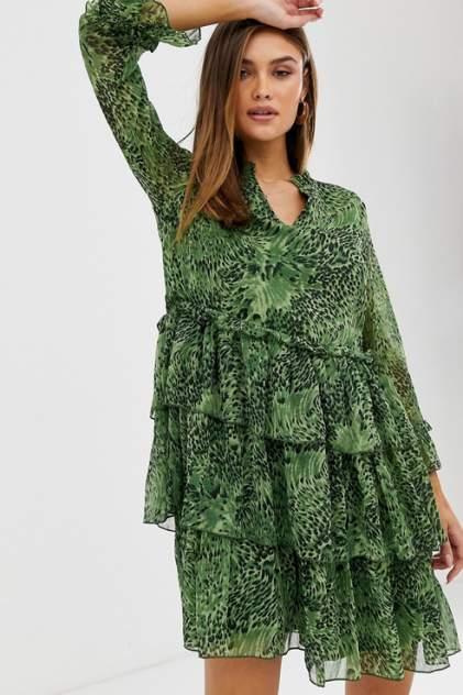 Женское платье Y.A.S 26015743, зеленый