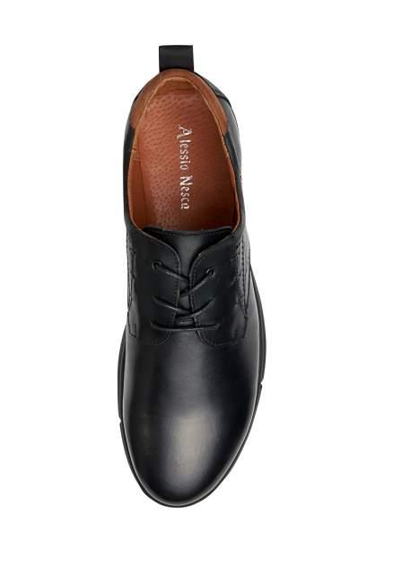 Мужские полуботинки Alessio Nesca M6218001, черный
