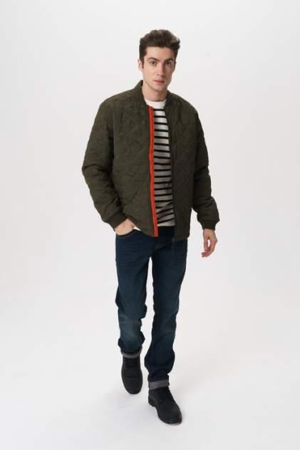 Куртка мужская ONLY & SONS 22013605 зеленая L